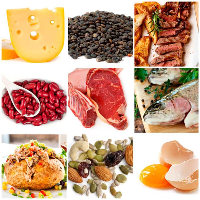 Les protéines en prise de masse naturelle