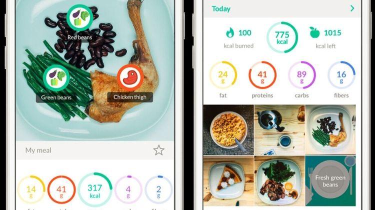 Application tracker les calories