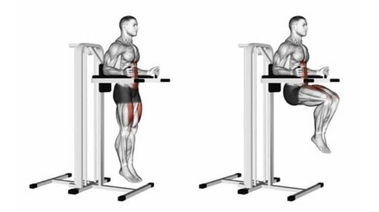 La Chaise Romaine Utilisation Avantages Et Meilleurs Exercices