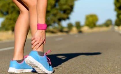 Pratiquer régulièrement l'exercice pour vous renforcer les chevilles