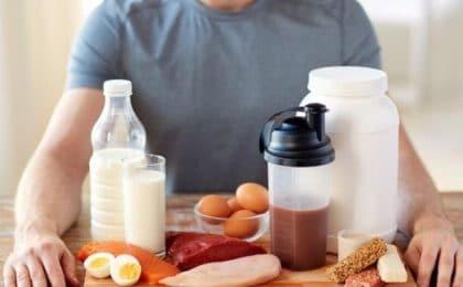 Meilleure protéine pour une prise de masse