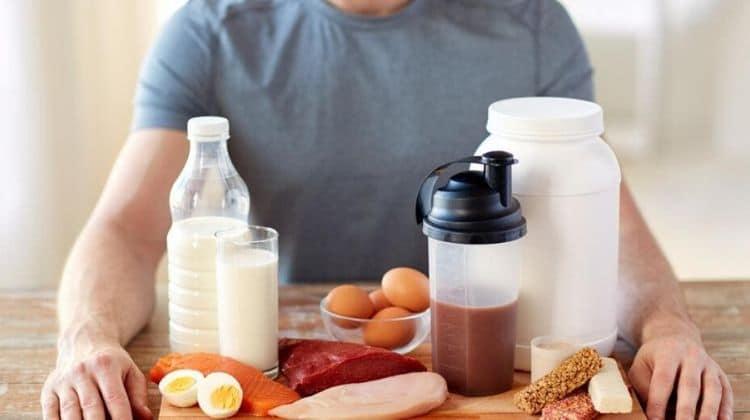 Quelles sont les 4 meilleures protéines pour votre prise de masse ?
