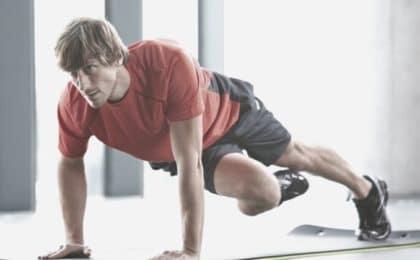 circuit training poids du corps