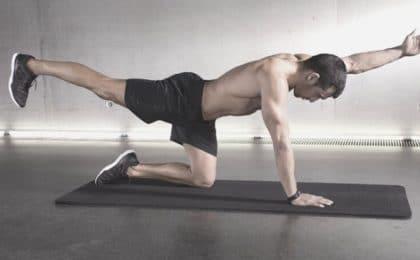musculation au poids du corps tout les jours