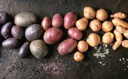 Les pommes de terre font-elle grossir