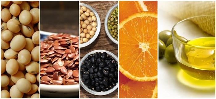 aliments riche en oestrogène