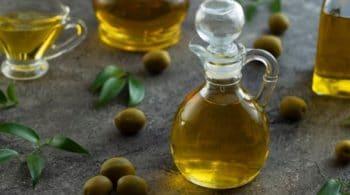 huile d'olive pour grossir les fessiers