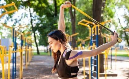 avis sur les bande élastique fitness superhumain