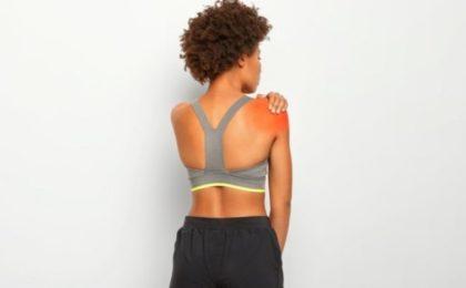 exercice après une tendinite épaule