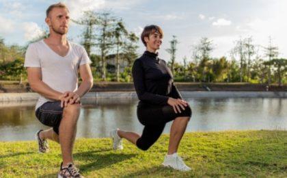 exercice jambes sans matériel