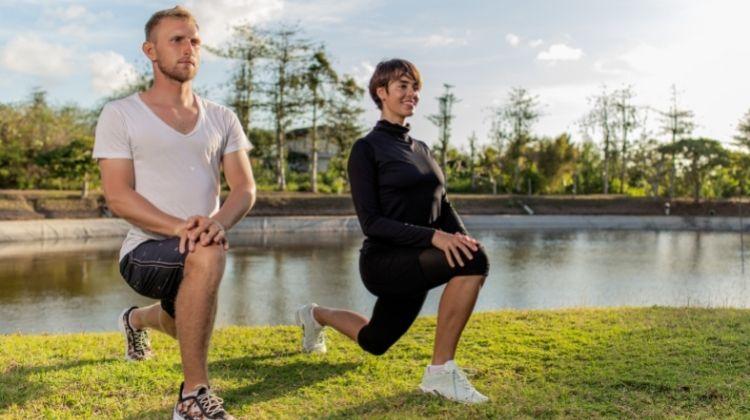 7 exercices pour jambes sans matériel selon votre niveau