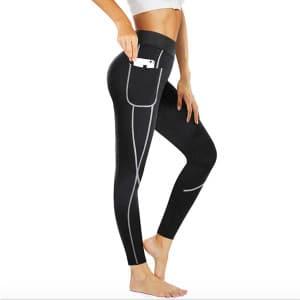 legging sudation perte de poids femme