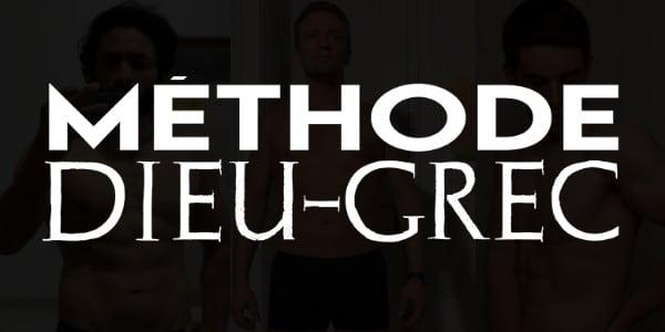 methode dieu grec prise de masse